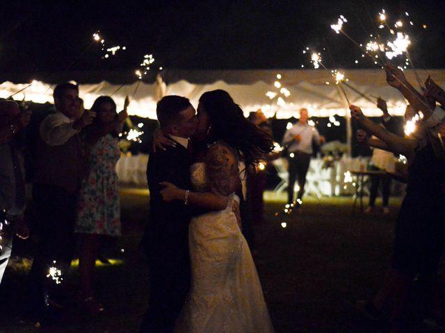 Erik and Samantha's Wedding in Banner Elk, North Carolina 1
