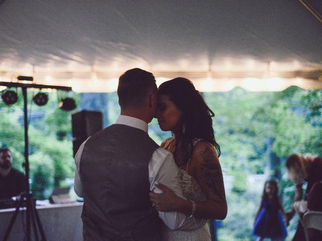 Erik and Samantha's Wedding in Banner Elk, North Carolina 3