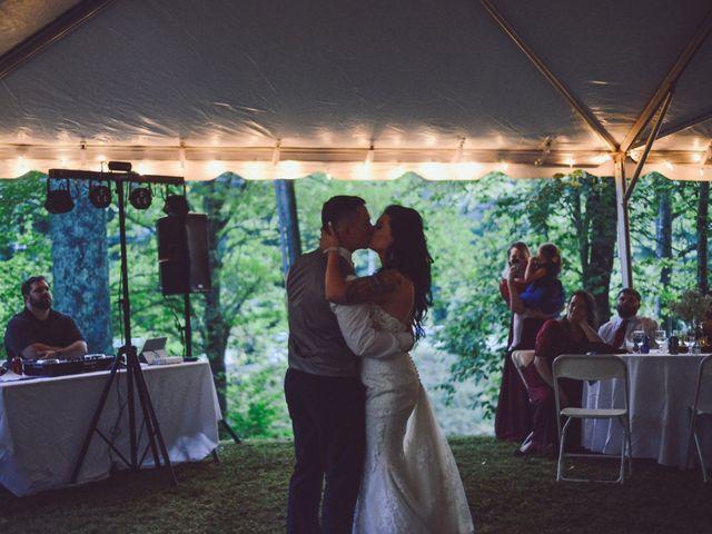 Erik and Samantha's Wedding in Banner Elk, North Carolina 4