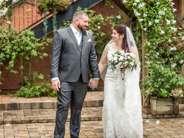The wedding of Marissa and Anthony