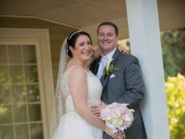 Pete and Nicole's Wedding in Basking Ridge, New Jersey 3