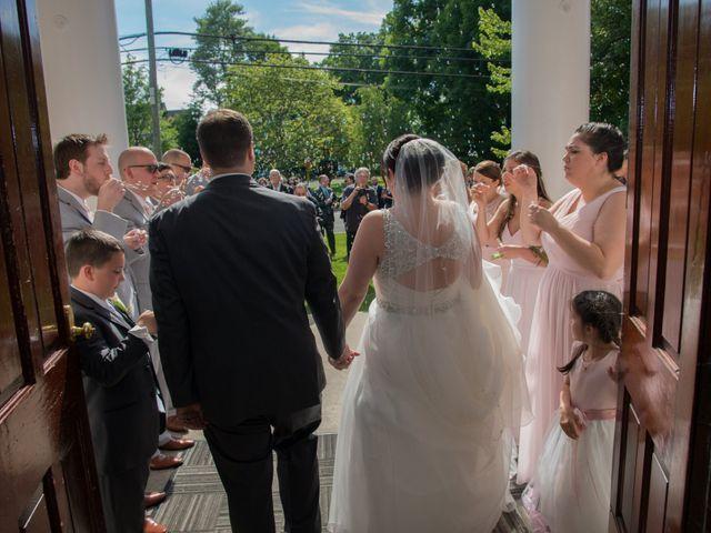 Pete and Nicole's Wedding in Basking Ridge, New Jersey 1