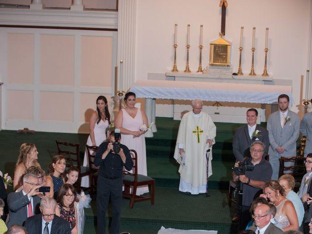 Pete and Nicole's Wedding in Basking Ridge, New Jersey 5