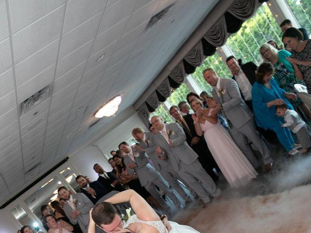Pete and Nicole's Wedding in Basking Ridge, New Jersey 7