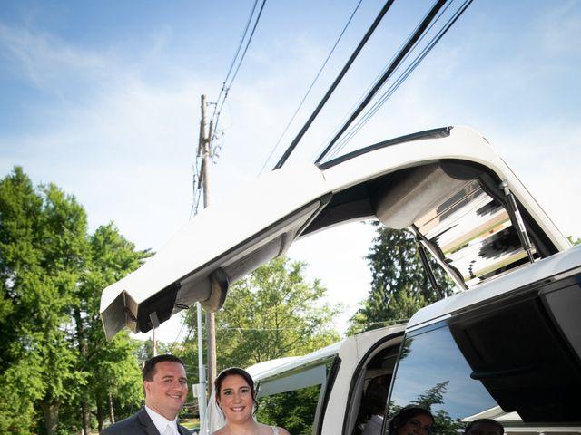 Pete and Nicole's Wedding in Basking Ridge, New Jersey 8