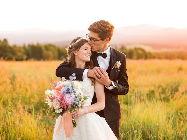 The wedding of Amanda and Quincey
