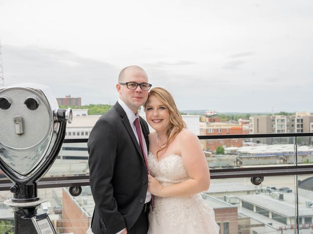 The wedding of Kaili and Thomas