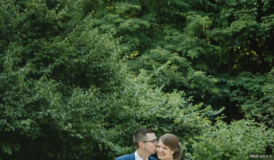 Andrew and Mandie's Wedding in Chester Springs, Pennsylvania