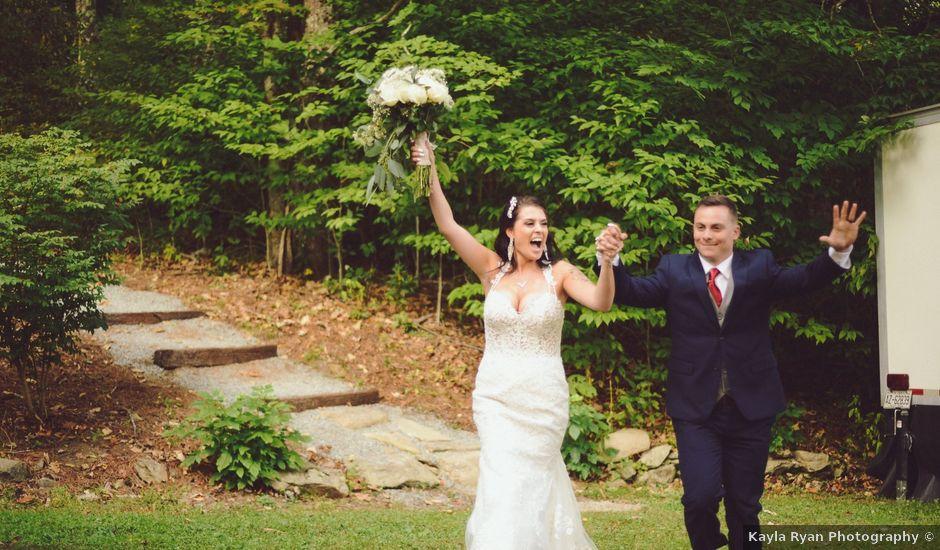 Erik and Samantha's Wedding in Banner Elk, North Carolina