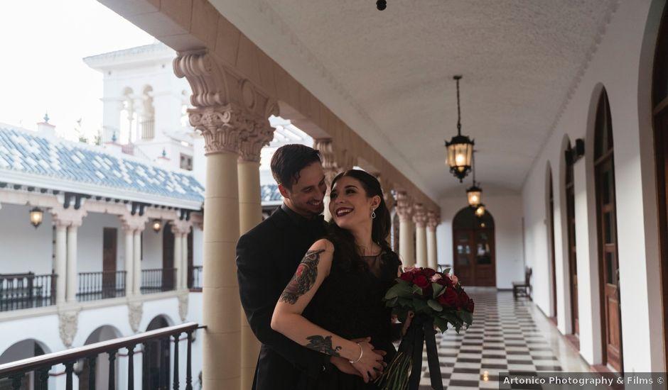 Alexis and Alexandra's Wedding in Puerto Real, Puerto Rico