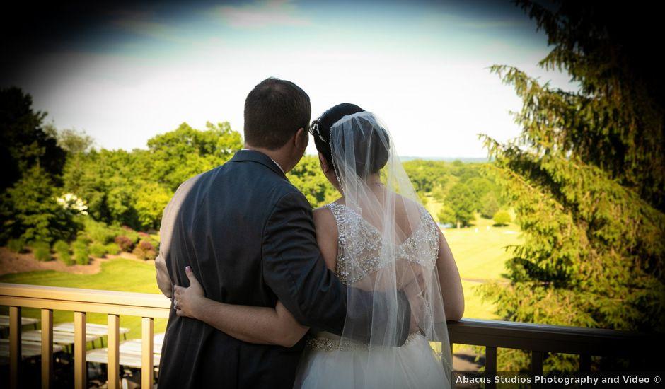 Pete and Nicole's Wedding in Basking Ridge, New Jersey