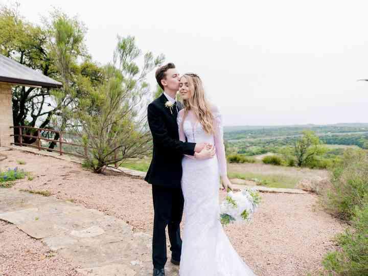 The wedding of Ian and Mackenzie