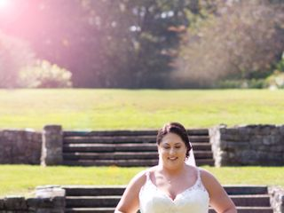 The wedding of Kelly Binkley and Tyler Matos 1