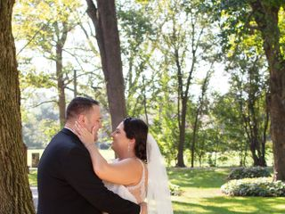 The wedding of Kelly Binkley and Tyler Matos