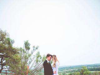The wedding of Ian and Mackenzie 1