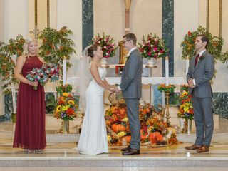 The wedding of Alissa and Matt 3