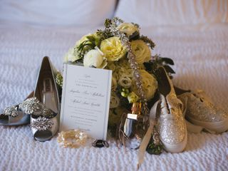 The wedding of Jacqueline and Michael 1