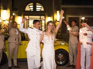 The wedding of Hannah and Ruben 2