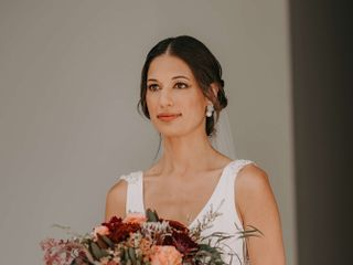The wedding of Kathryn and Stephan 1
