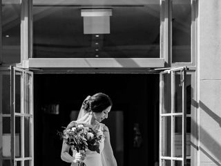 The wedding of Kathryn and Stephan 2