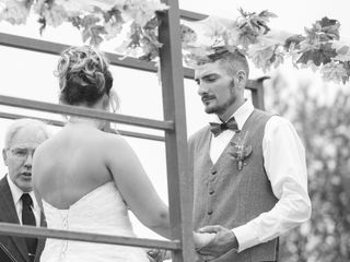 The wedding of Cordin and Alley 2