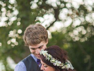 The wedding of Joel and Alix 2