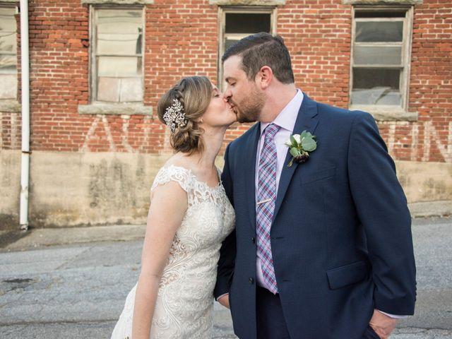 Ryan and Erica's Wedding in Hendersonville, North Carolina 1