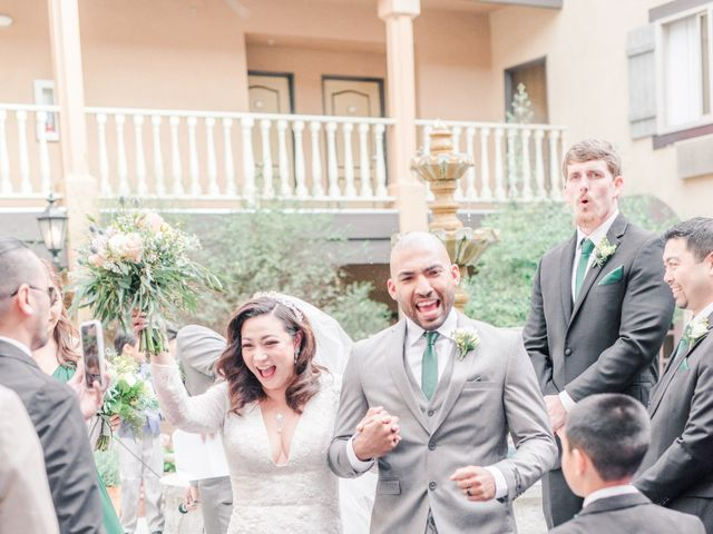 Jesse and Michaela's Wedding in Costa Mesa, California 1