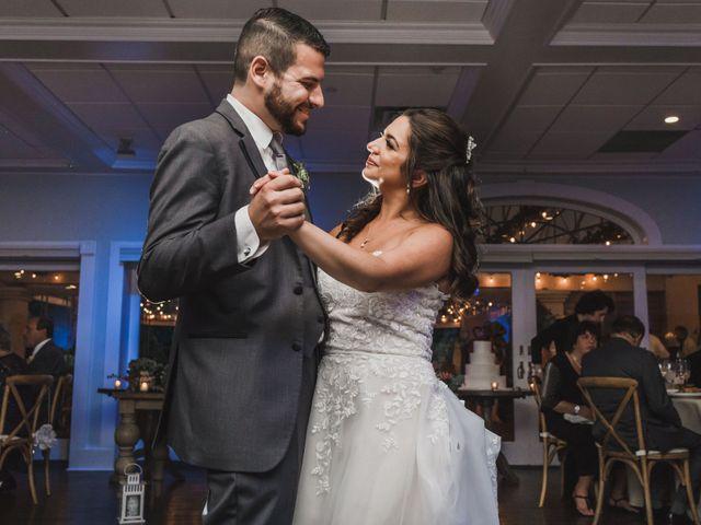 Alex and Nicole's Wedding in Riverhead, New York 5