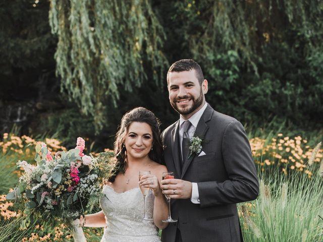 Alex and Nicole's Wedding in Riverhead, New York 11