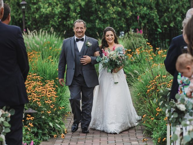 Alex and Nicole's Wedding in Riverhead, New York 12
