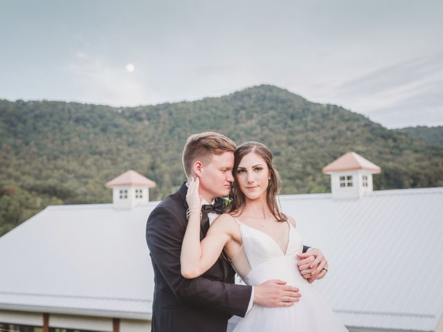 The wedding of Jaron and Meagan