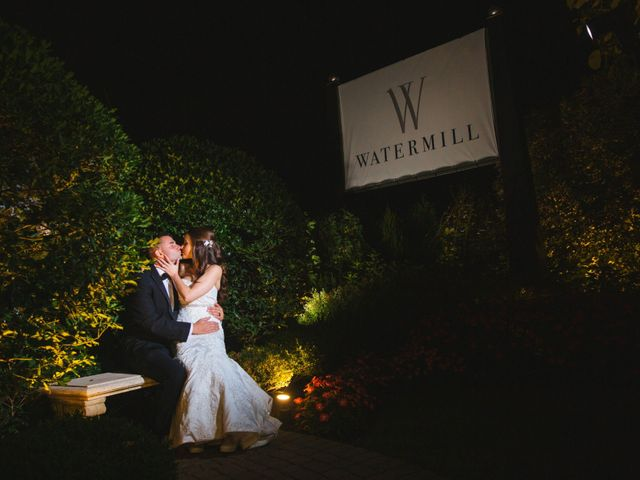 The wedding of Jacqueline and Michael