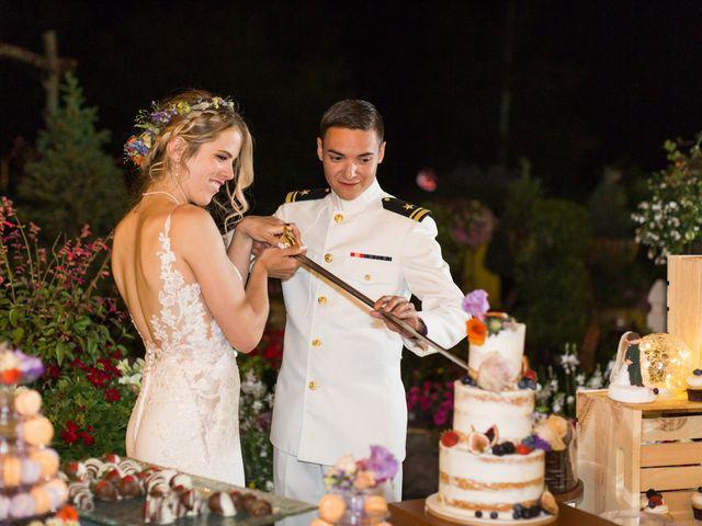 Ruben and Hannah's Wedding in Flagstaff, Arizona 3