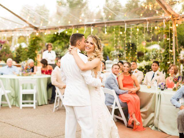Ruben and Hannah's Wedding in Flagstaff, Arizona 7