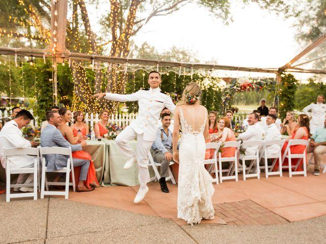 Ruben and Hannah's Wedding in Flagstaff, Arizona 8