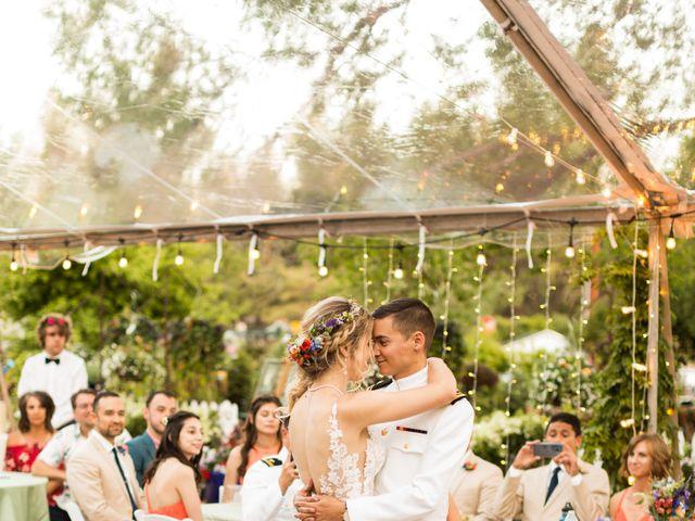 Ruben and Hannah's Wedding in Flagstaff, Arizona 9