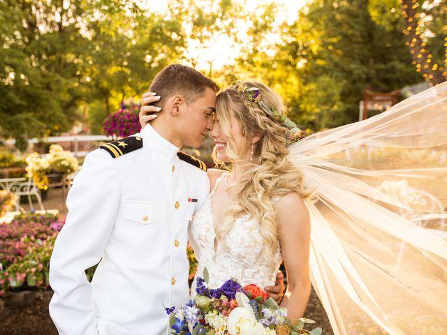 Ruben and Hannah's Wedding in Flagstaff, Arizona 12