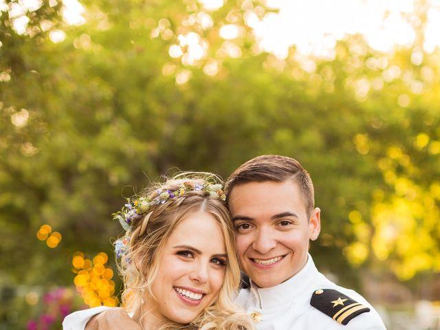 Ruben and Hannah's Wedding in Flagstaff, Arizona 14