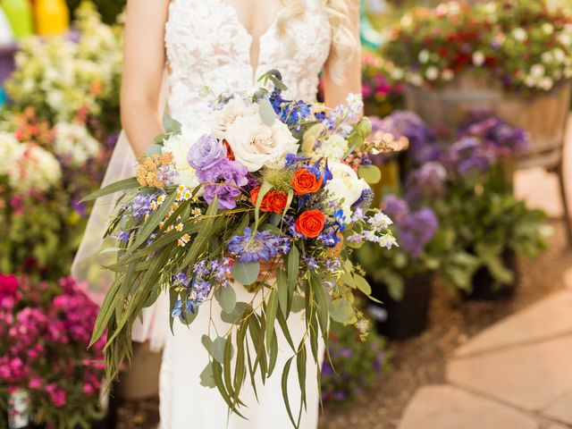 Ruben and Hannah's Wedding in Flagstaff, Arizona 15