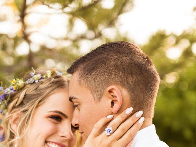Ruben and Hannah's Wedding in Flagstaff, Arizona 16
