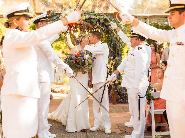 Ruben and Hannah's Wedding in Flagstaff, Arizona 21