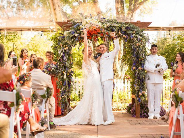 Ruben and Hannah's Wedding in Flagstaff, Arizona 22