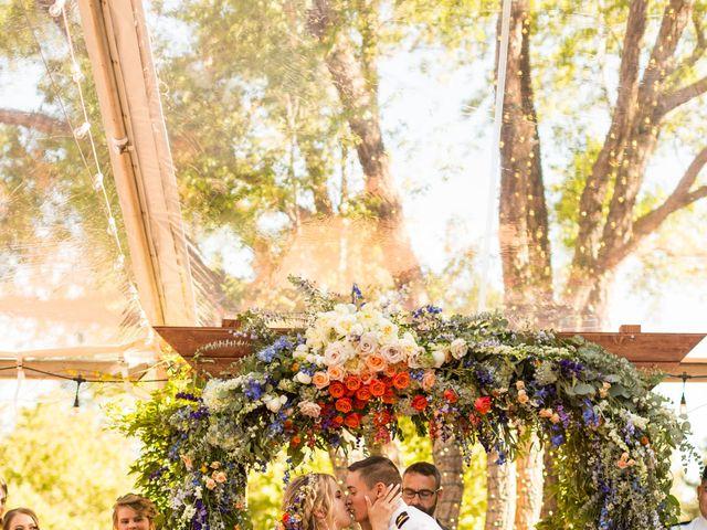 Ruben and Hannah's Wedding in Flagstaff, Arizona 23