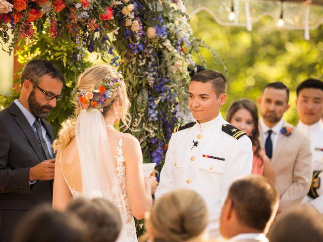 Ruben and Hannah's Wedding in Flagstaff, Arizona 24