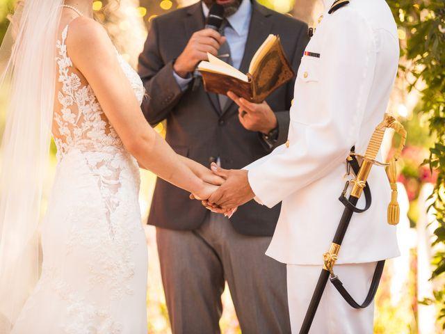 Ruben and Hannah's Wedding in Flagstaff, Arizona 26