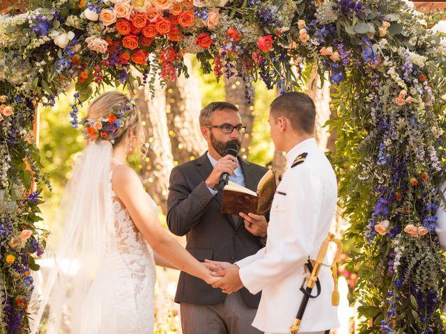 Ruben and Hannah's Wedding in Flagstaff, Arizona 28