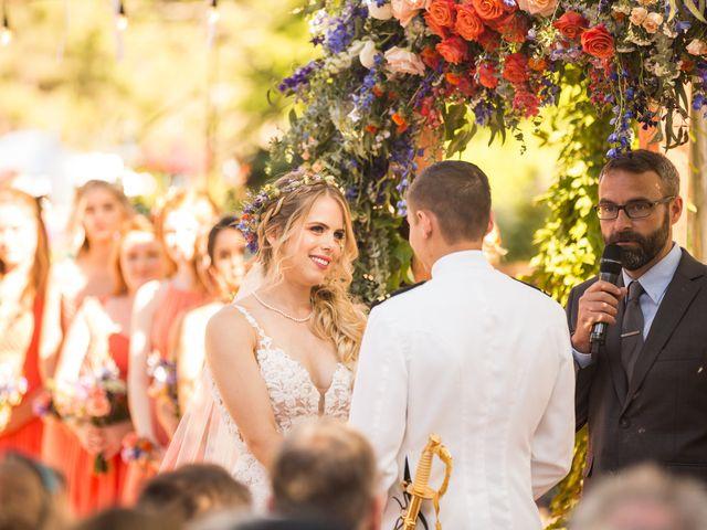 Ruben and Hannah's Wedding in Flagstaff, Arizona 29
