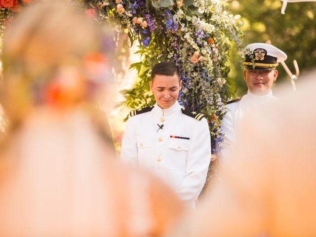 Ruben and Hannah's Wedding in Flagstaff, Arizona 30