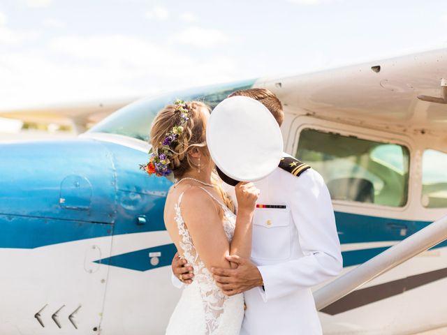 Ruben and Hannah's Wedding in Flagstaff, Arizona 34